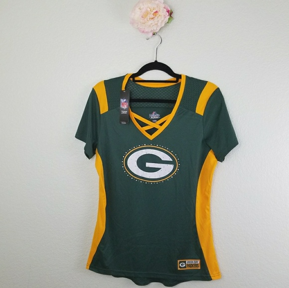 Majestic NFL Green Bay Packers women s jersey 50c6b3c8a